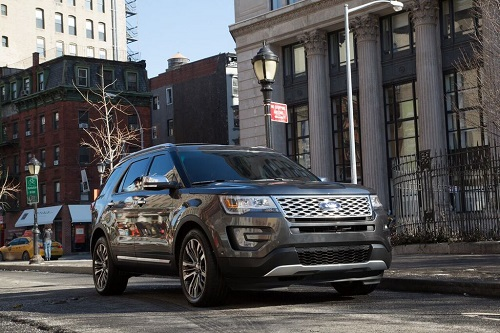 La Puente City Ford Explorer
