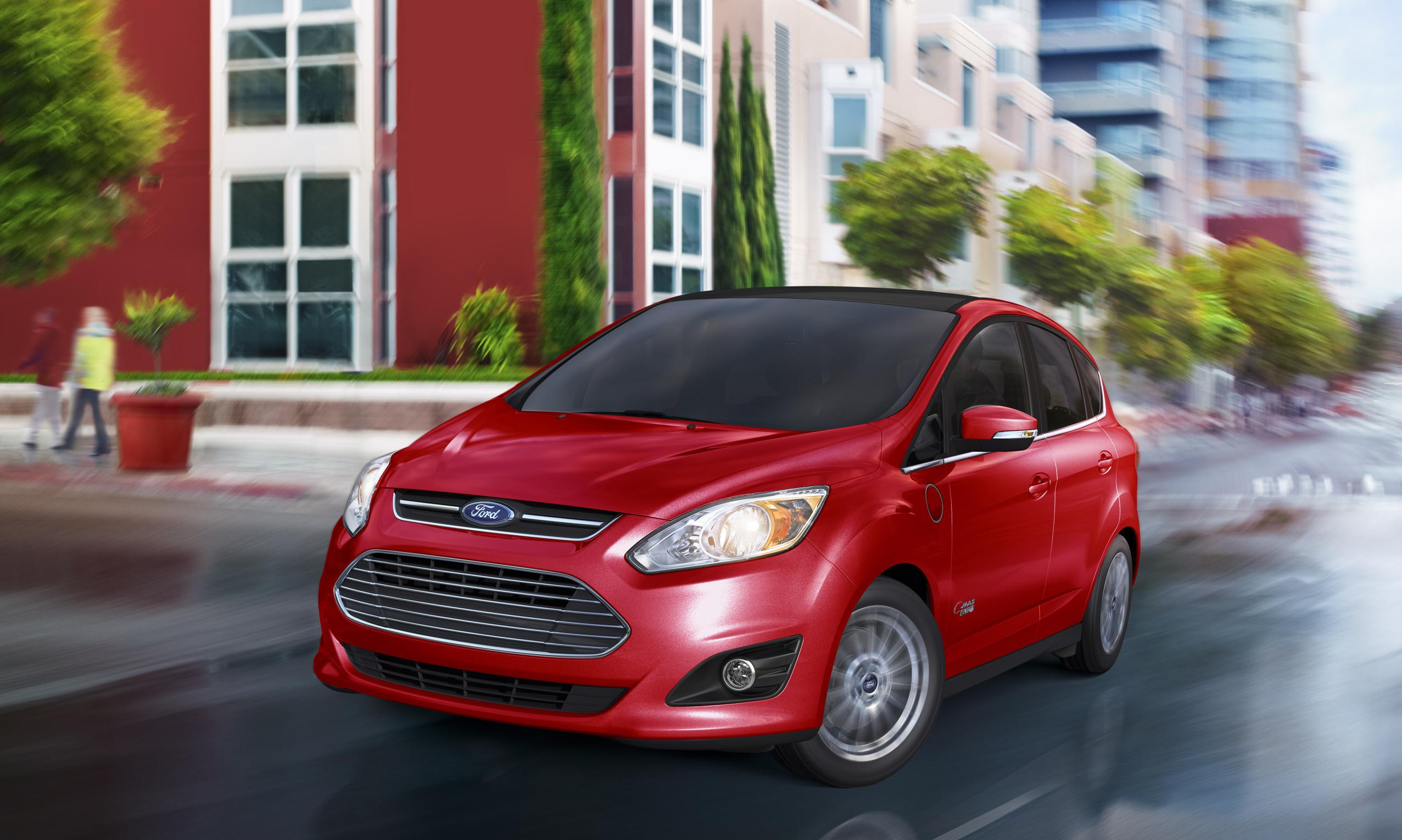 2017 Ford C-Max Energi For Sale In La Puente