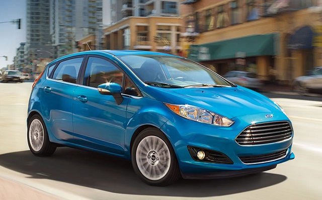Alhambra City Ford Fiesta