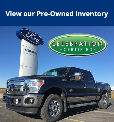 Celebration Certified Pre Owned Inventory