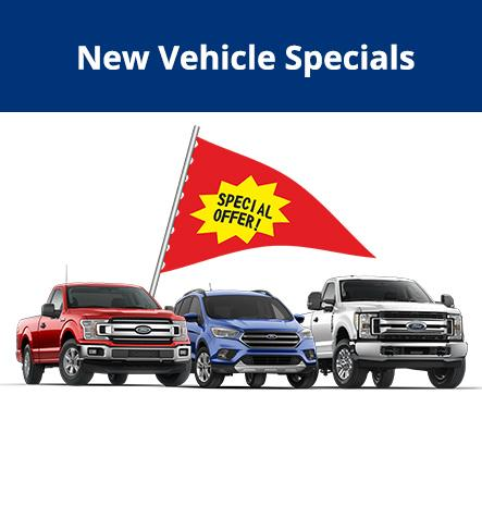 New Vehicle Specials at Celebration Ford