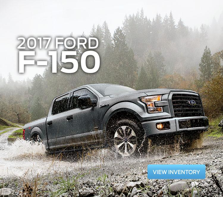 2017 F-150 Westward Ford