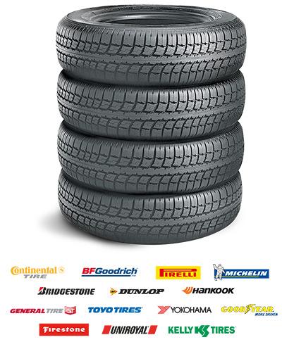 Tires offer