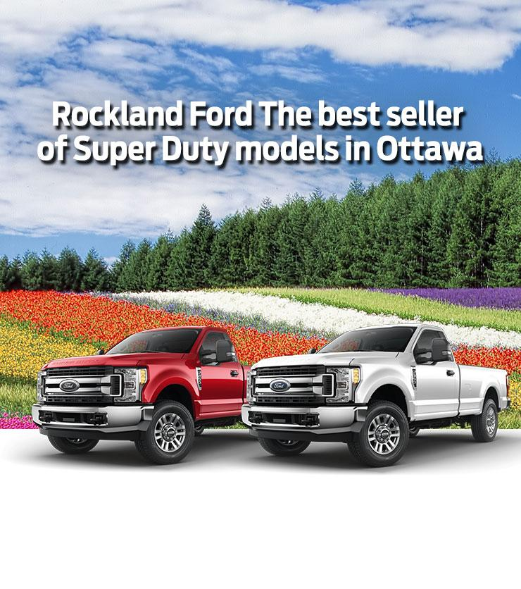 Super Duty Rockland Ford