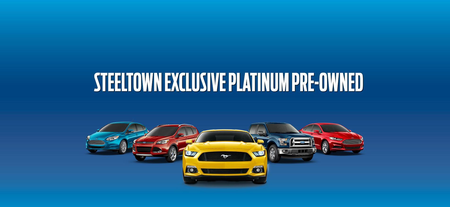 platinum pre-owned