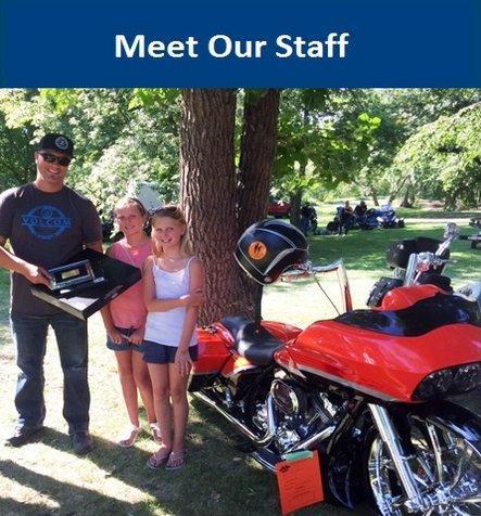 Meet staff