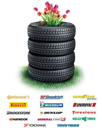 tires and breaks