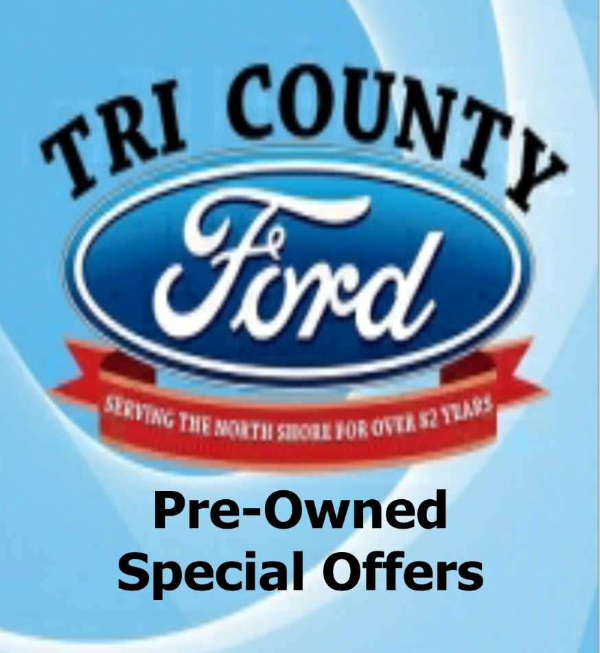Pre-Owned Special Offers