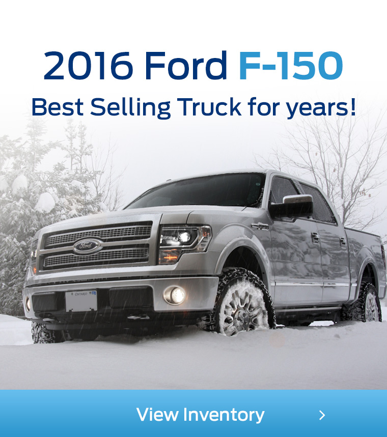 2016 F-150 Best Selling Truck Mobile