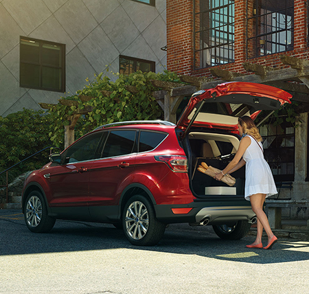 Ford ESCAPE Exterior