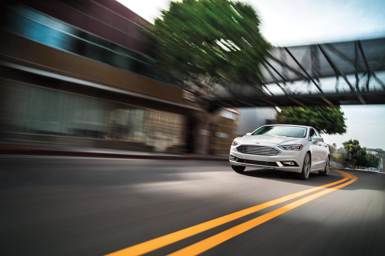 Ford Fusion 2018 Sedan