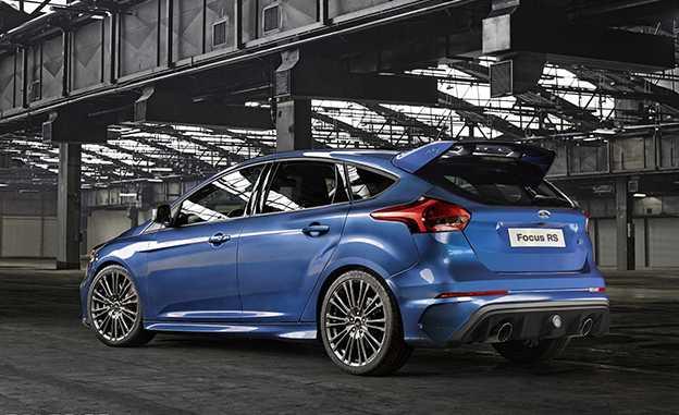 2016 Focus RS