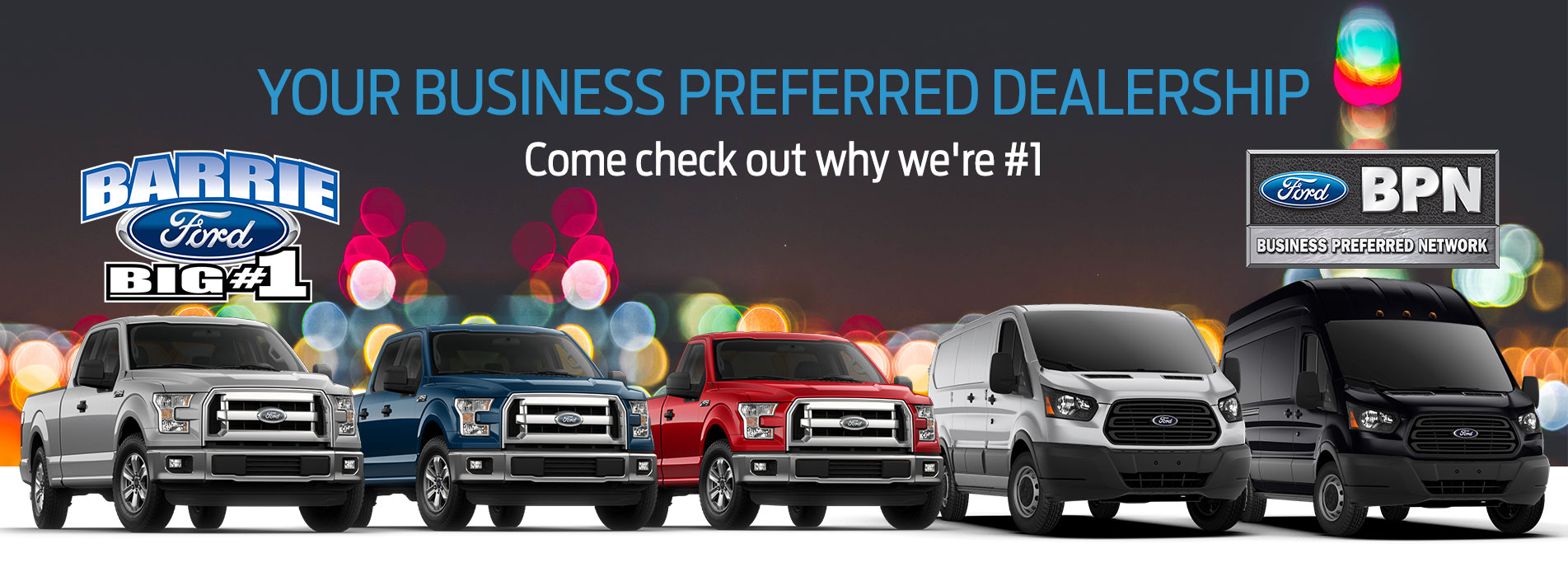 commercial dealership barrie