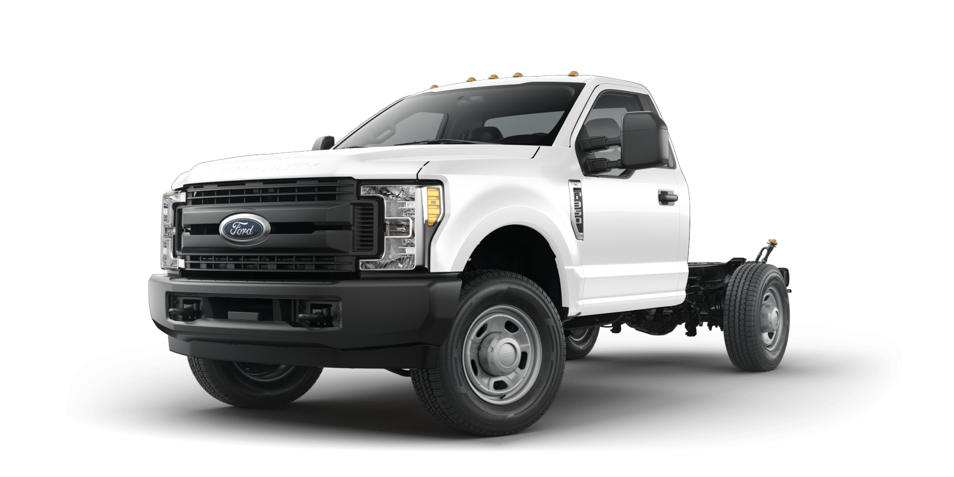 2017 chassis cab f 350 xl