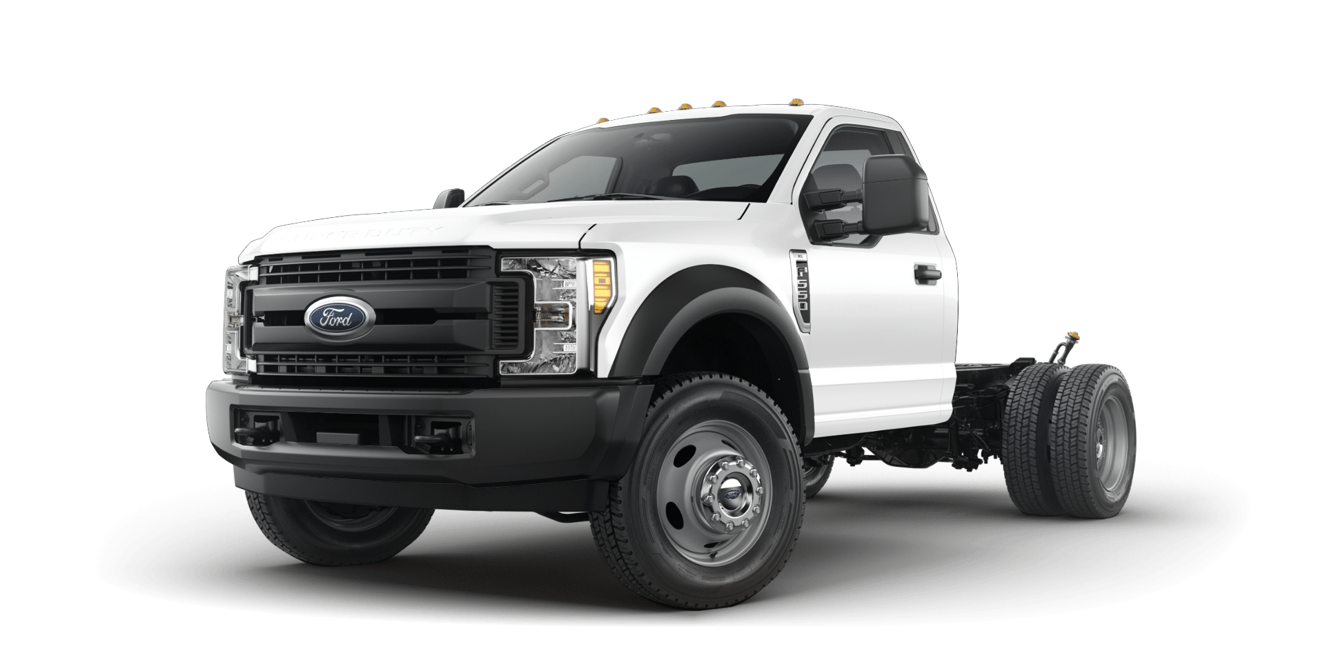 2017 Chassis Cab F-550 XL