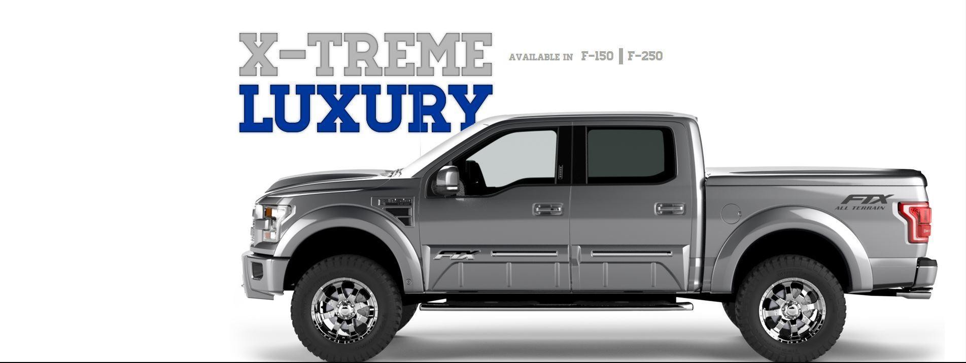 Custom Ford Vehicles by Tuscany | Big M Ford Lincoln Dealer | Big ...