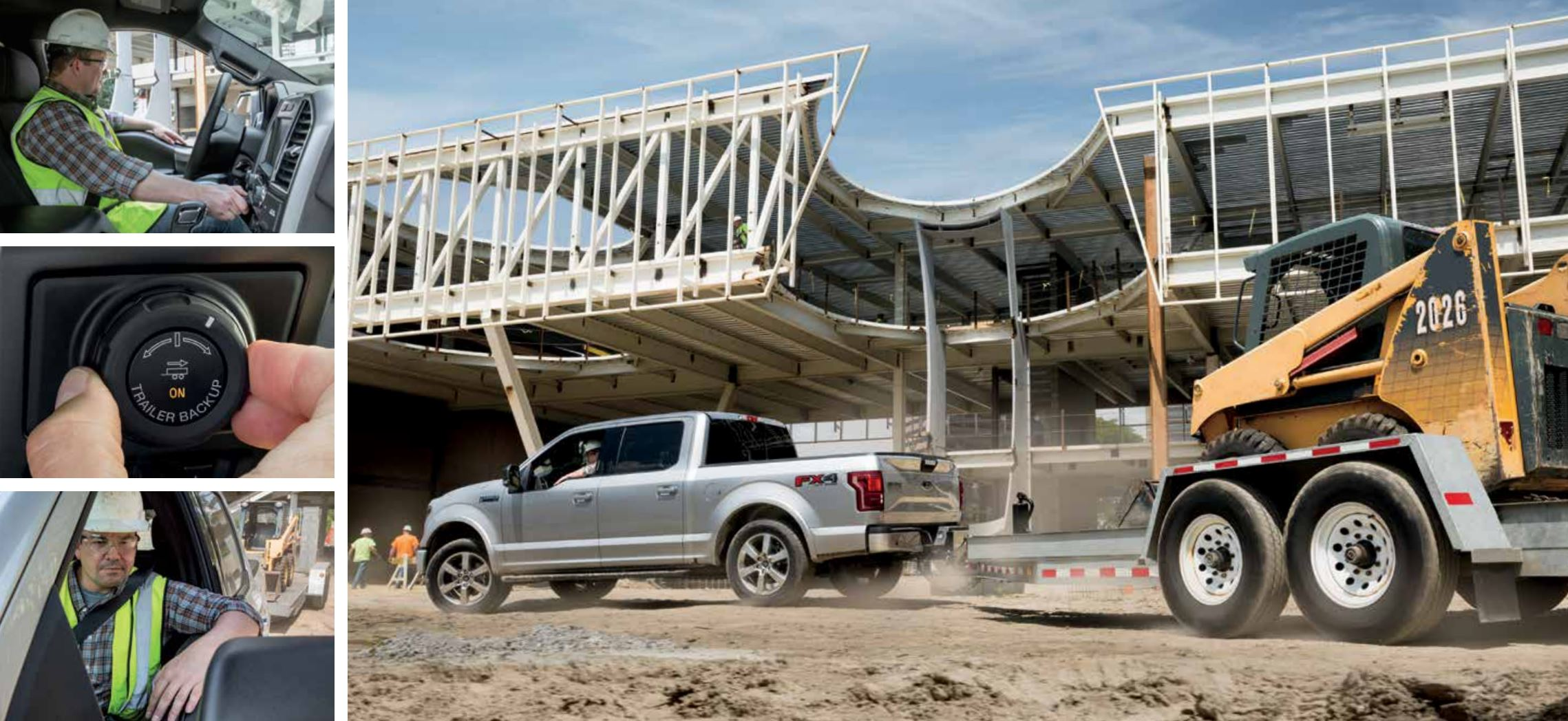 f 150 ford truck construction site kanata