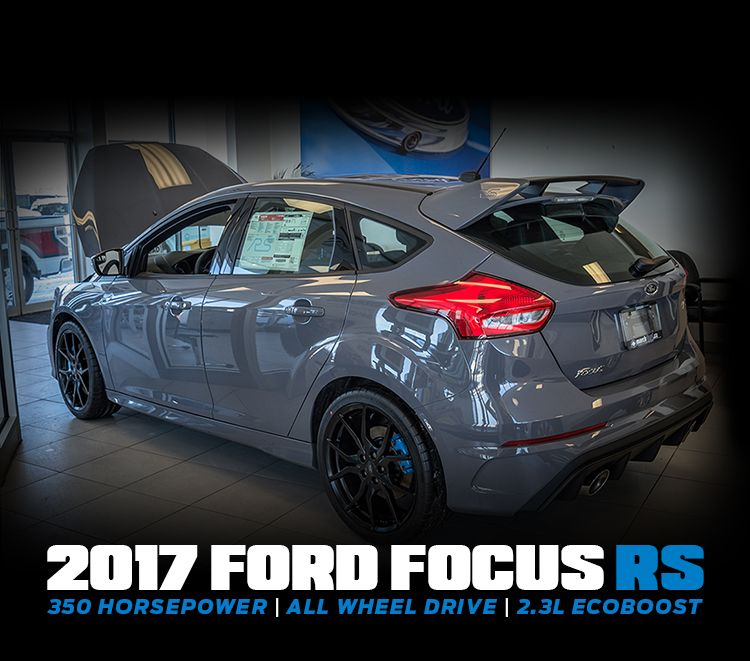 ford focus rs ottawa 2017 2016 m