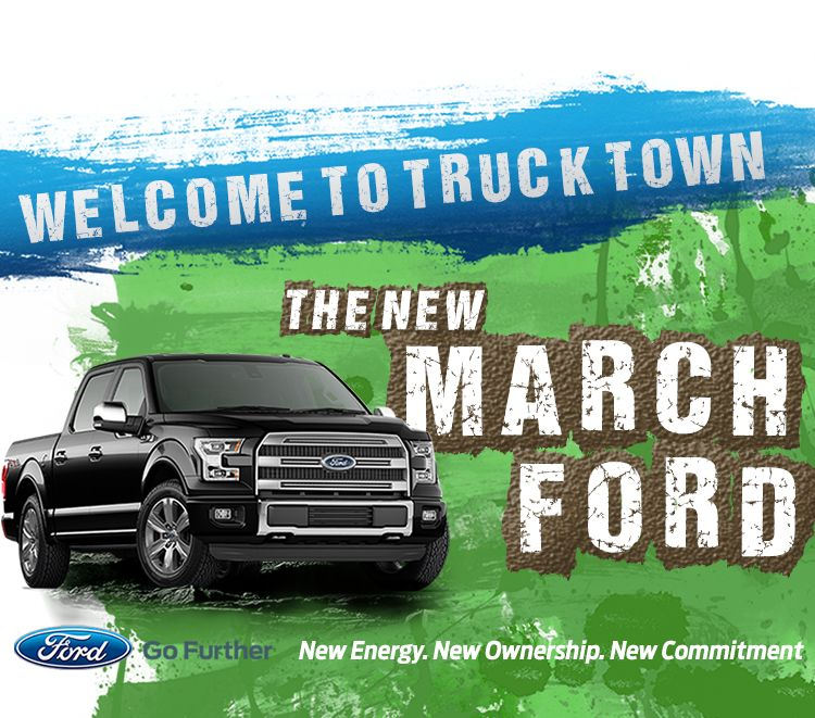 truck town f-150 ford