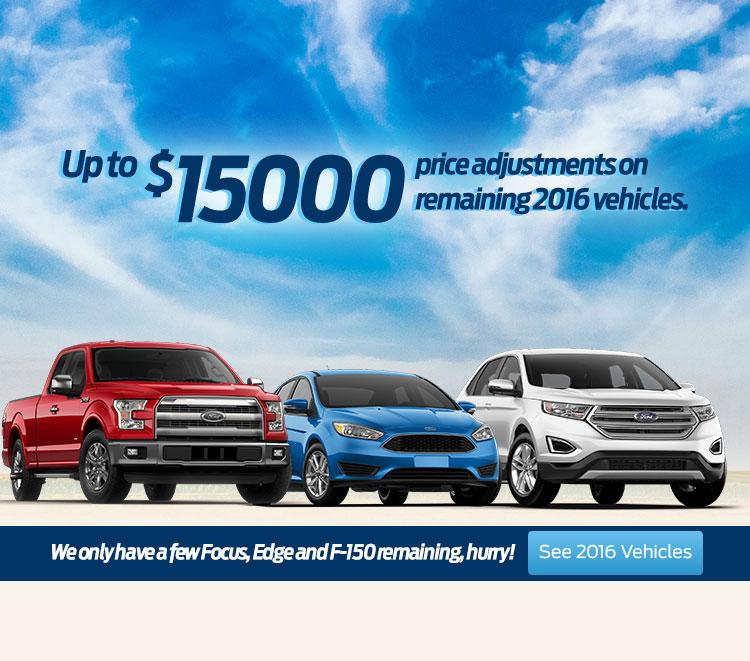 March Ford - Clearance Sale