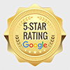 5-Star Rating Google