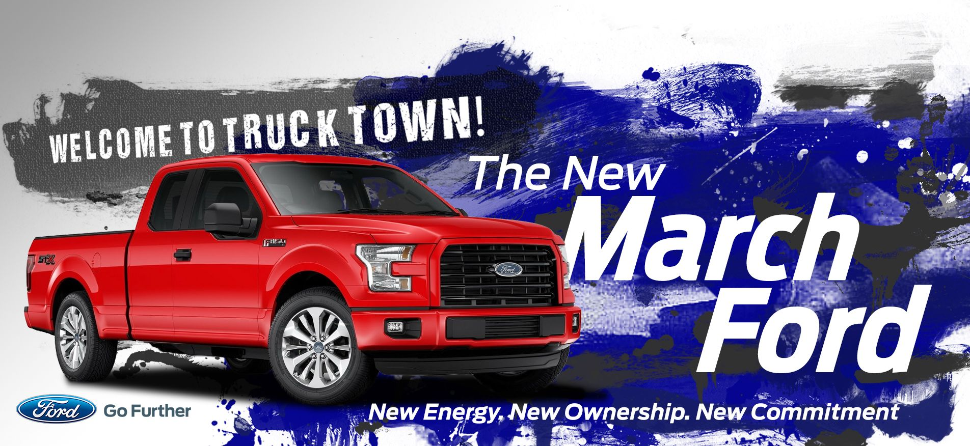 Truck town march ford f 150