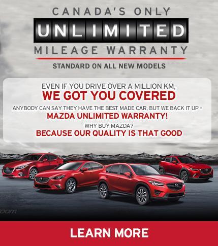 Unlimited KM Warranty