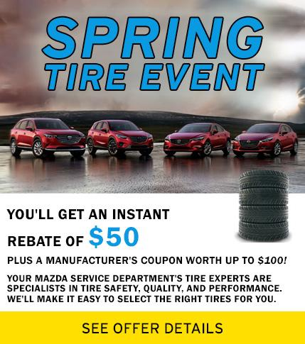 Fredericton Mazda Spring Tire Event