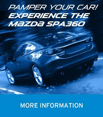 Fredericton Mazda - Spa 360