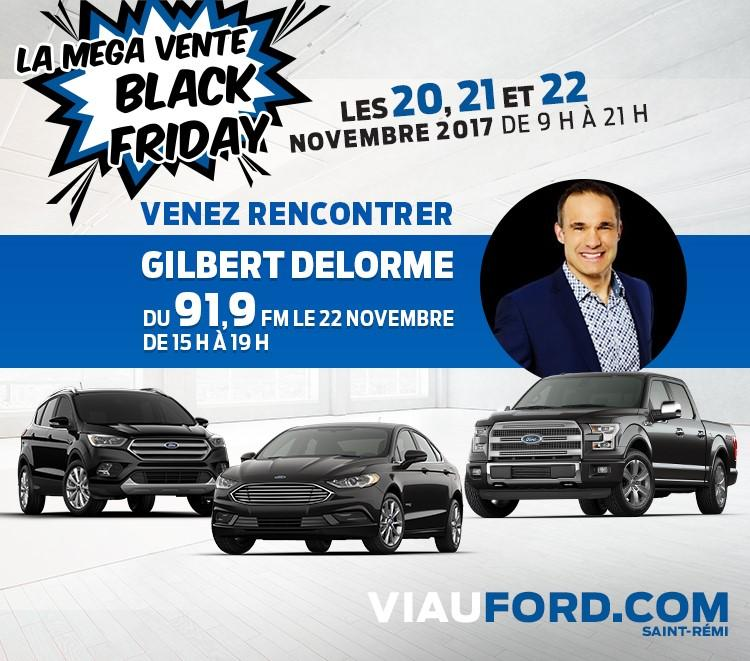 Black Friday Viau Ford
