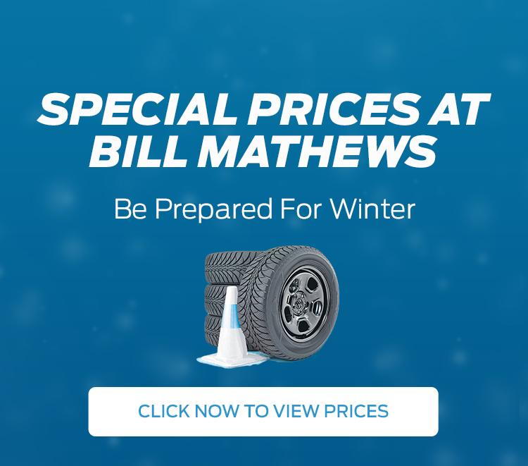 Winter tire campaign