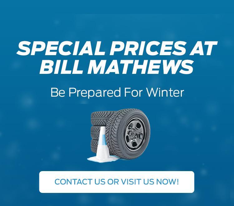 Winter tire campaign
