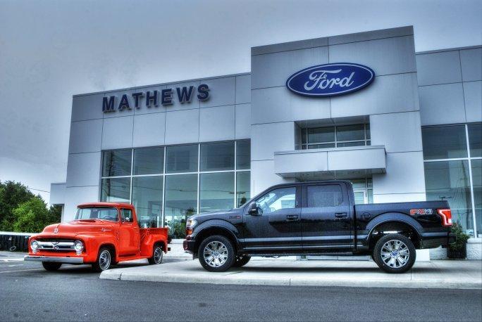 About Bill Mathew dealership