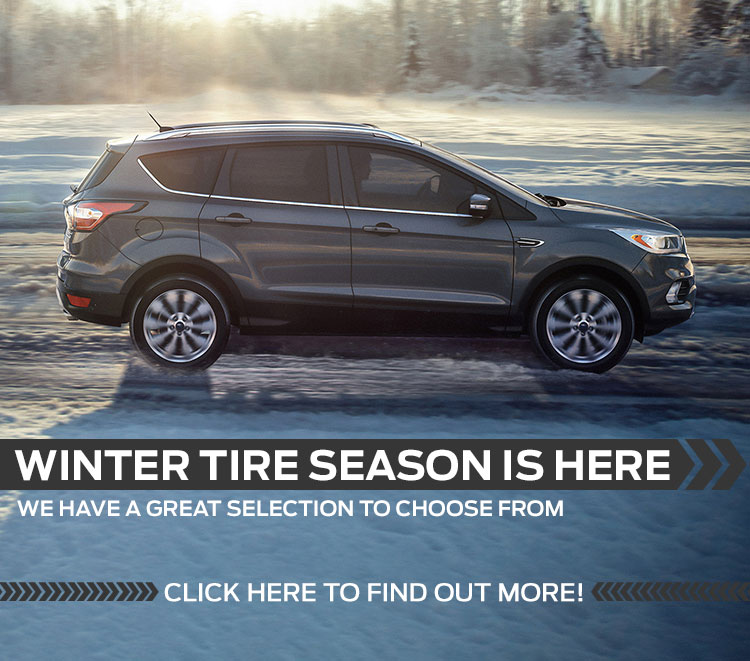 Winter tire season is here