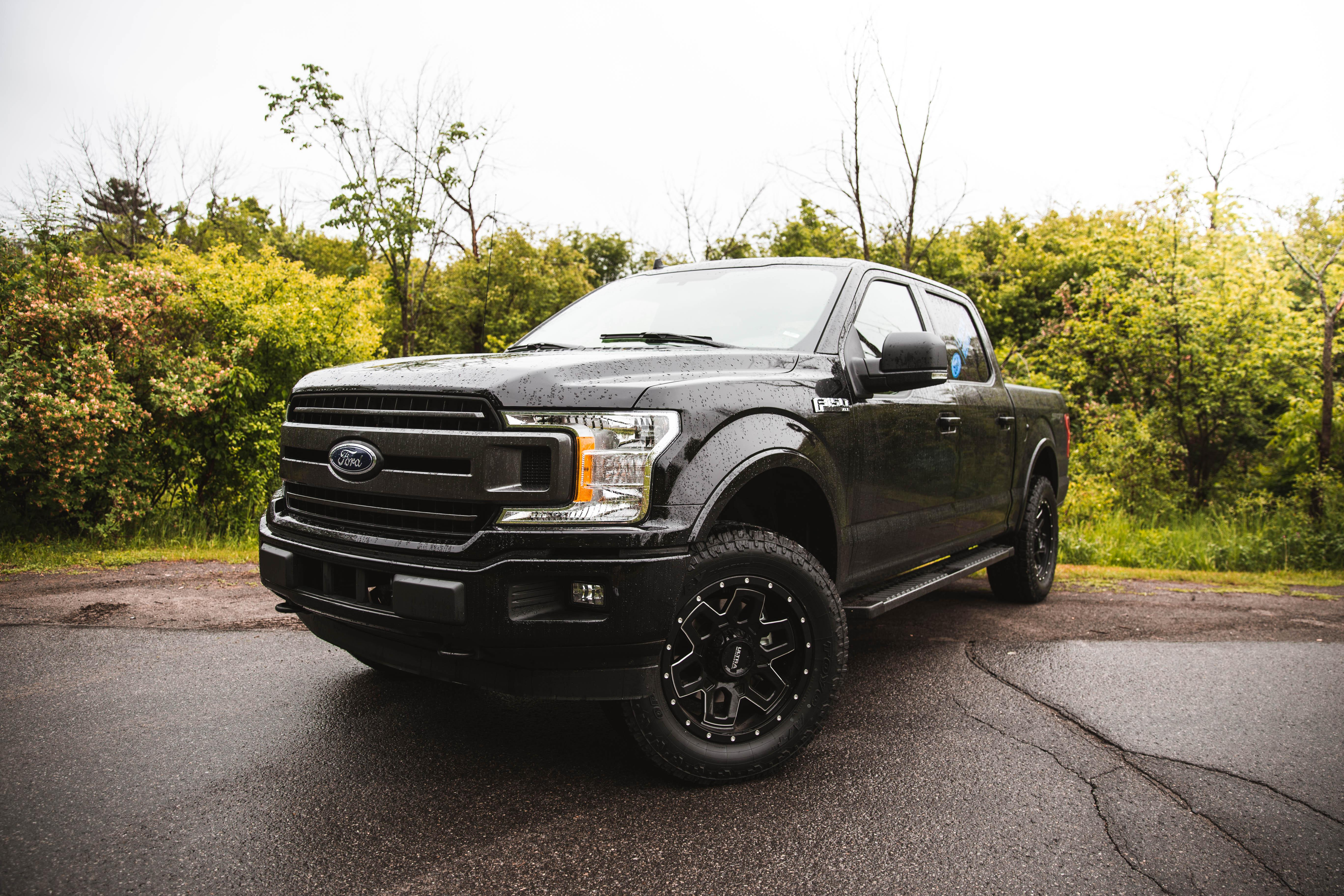 Lincoln Heights Ford Custom Truck