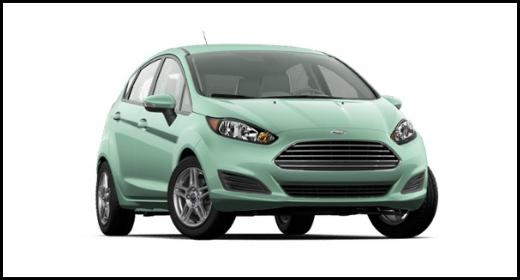 0% Financing for 2017 Fiesta at Lincoln Heights Ford