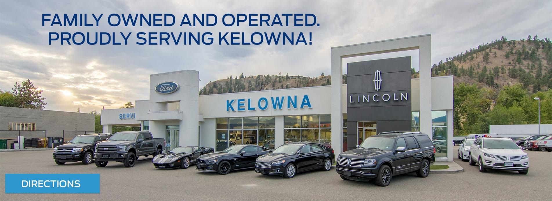 Kelowna Ford Lincoln Dealership Serving Kelowna Bc Ford