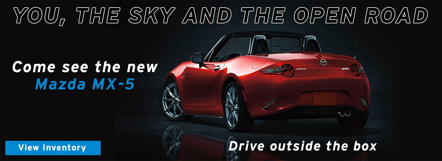 Guelph City Mazda - MX-5