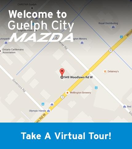 Guelph City Mazda - Virtual Tour
