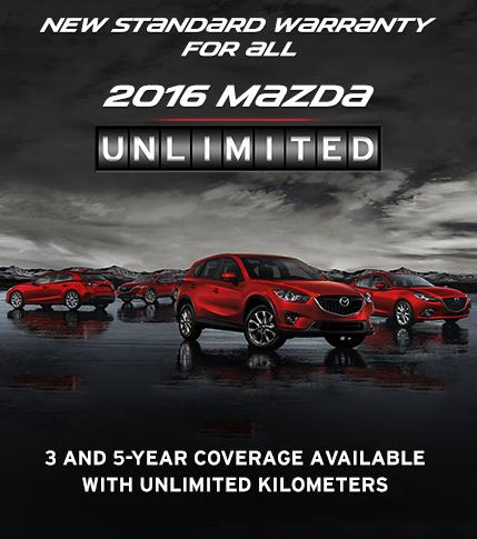 Guelph City Mazda - Warranty