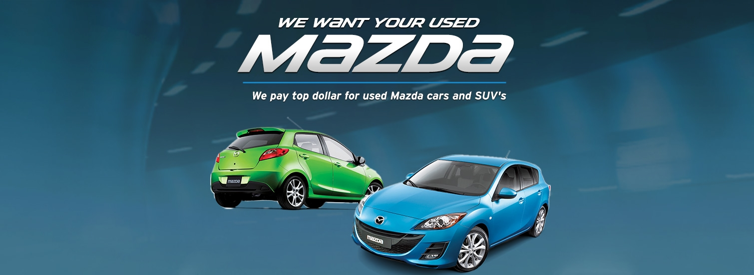 We Want Your Used Vehicle