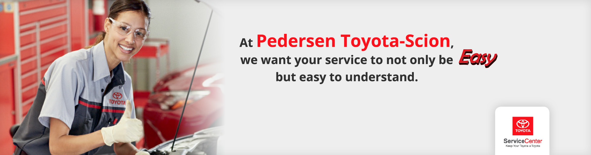 Fort collins toyota vehicle services