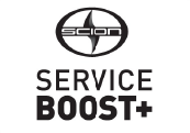 Scion Service Boost Plus