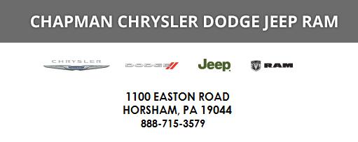 Horsham Ford Chrysler Jeep Dodge Ram Dealership Serving