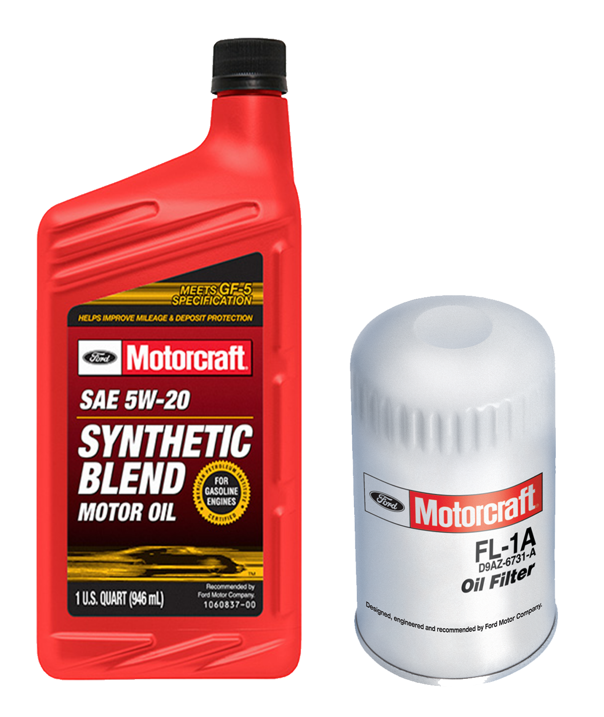 Image Gallery Motorcraft Oil