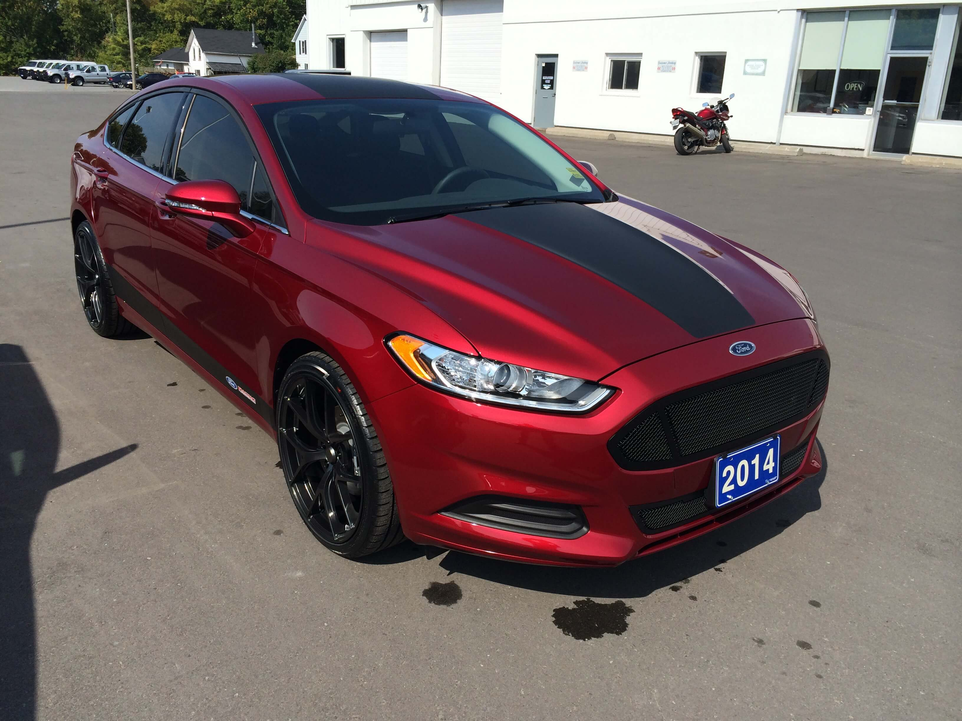 Ford Trade In Value