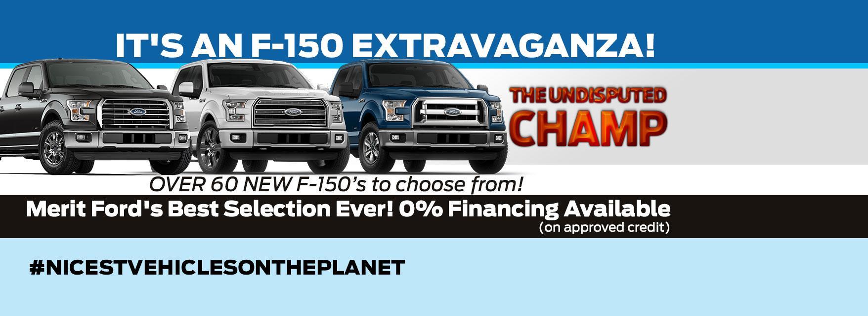 F150 Extravaganza