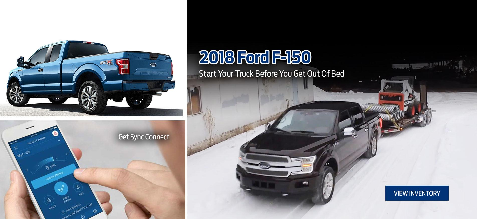 Introducing the all-new 2018 Ford F-150 Merlin Ford Saskatoon