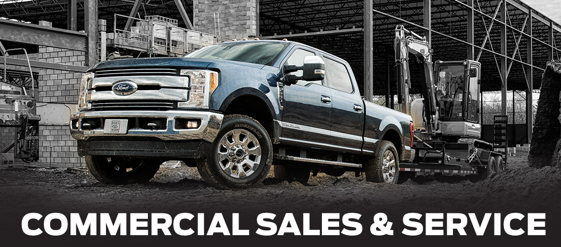 Merlin Ford Commercial Sales & Service