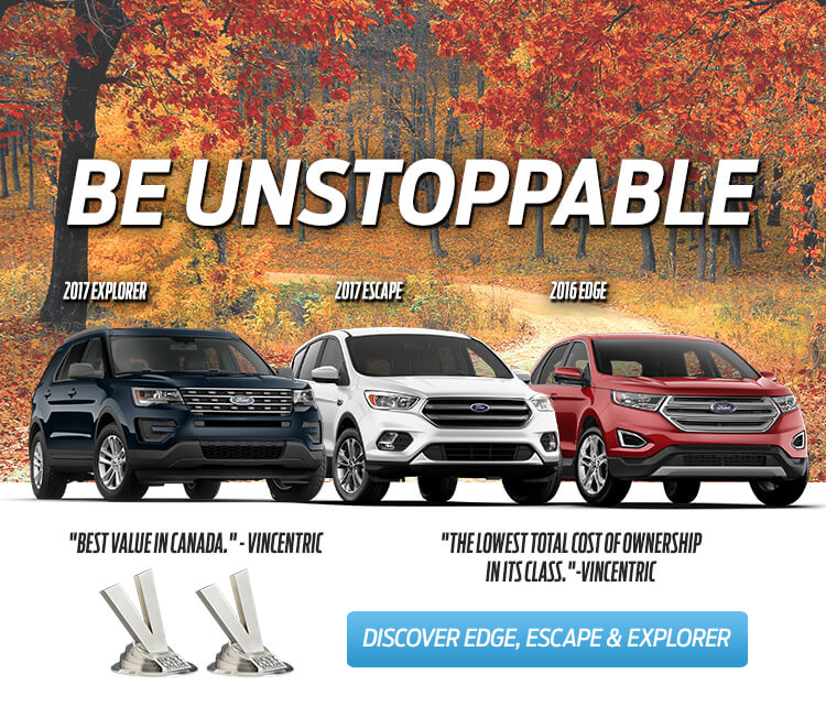 Ford Lincoln Lease Specials: Saskatoon Ford Dealer
